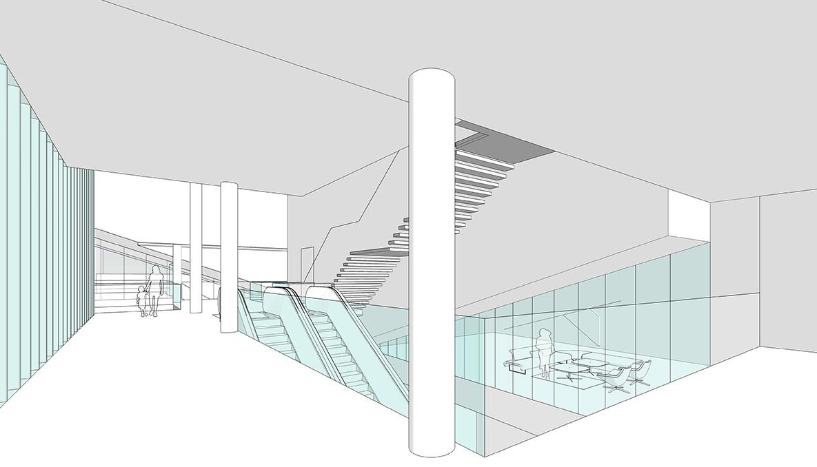 Homines-huizen-cinema-pole-stairway